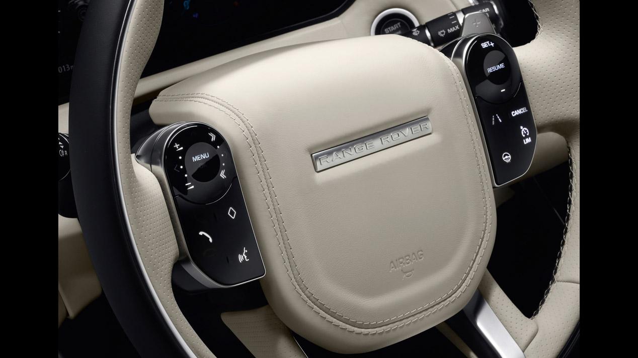 Range Rover Velar, también con 300 CV de gasolina