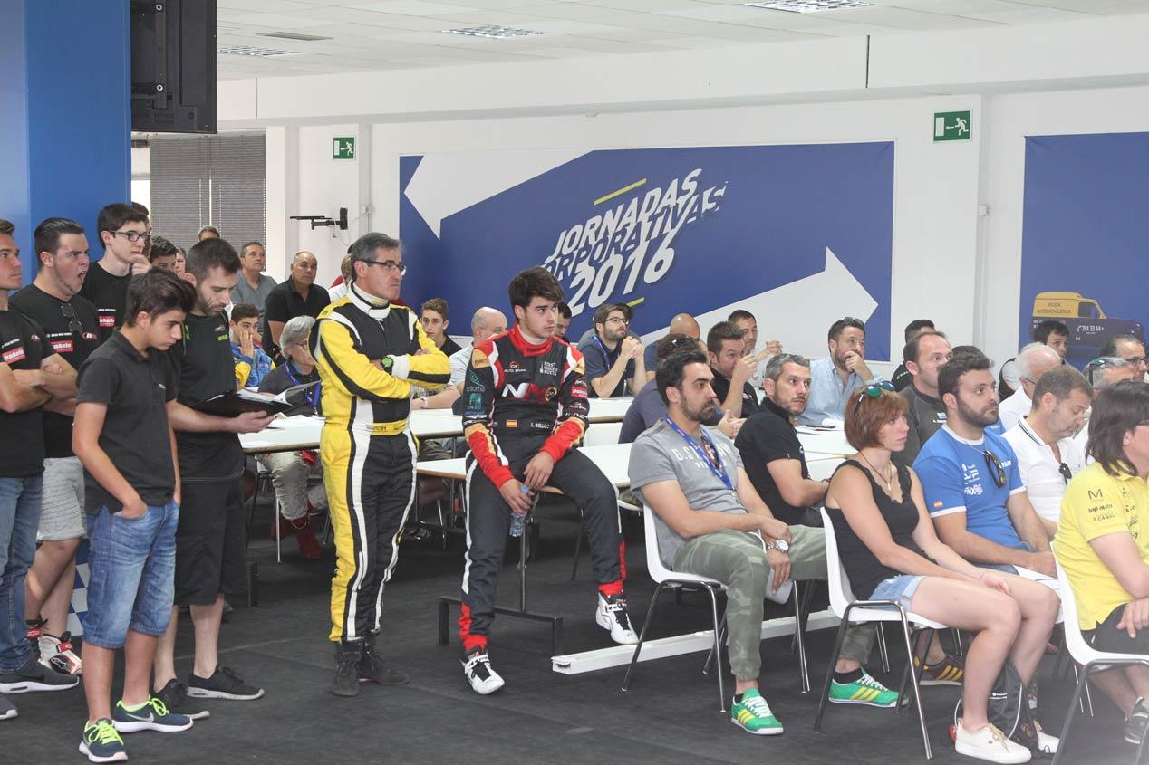 El Campeonatos de España de Resistencia y GT, en Madrid