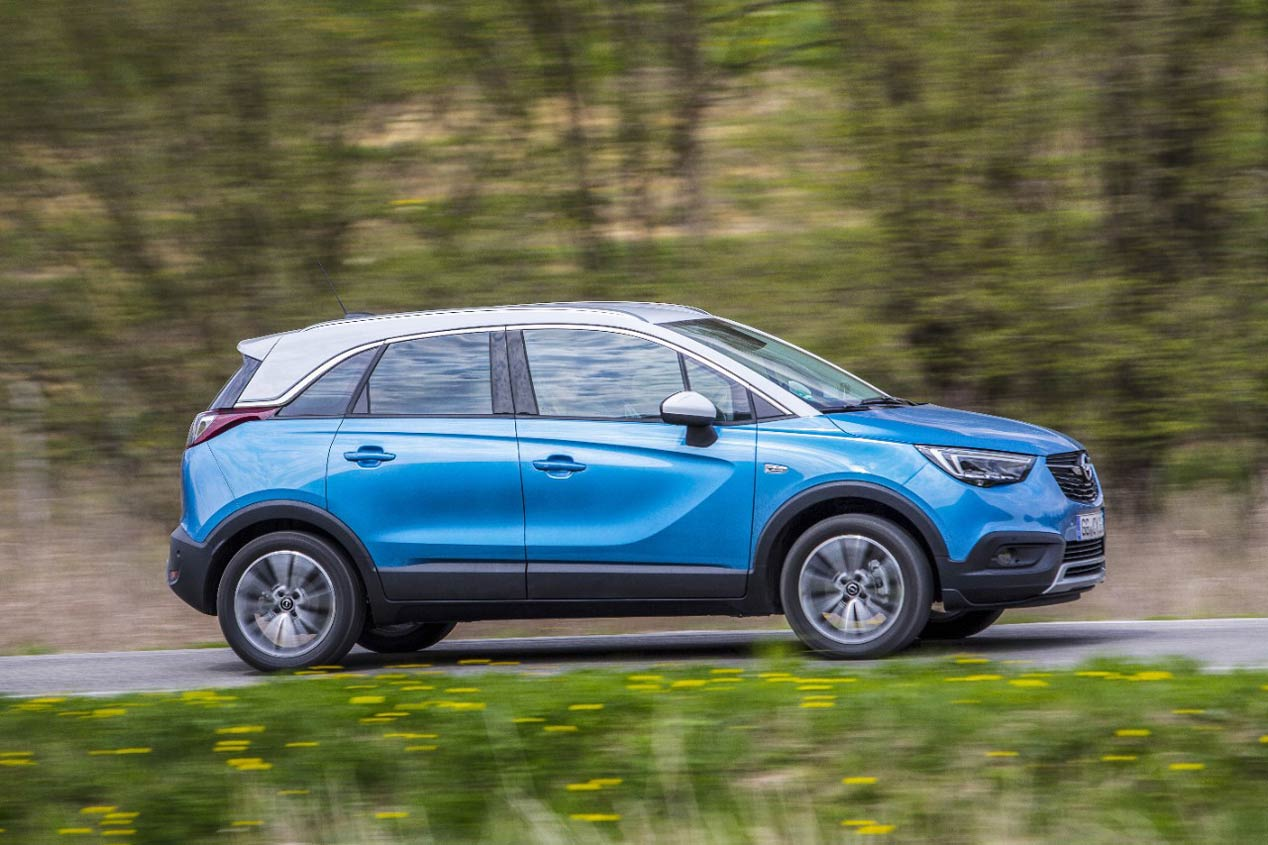 Opel Crossland X Ultimate