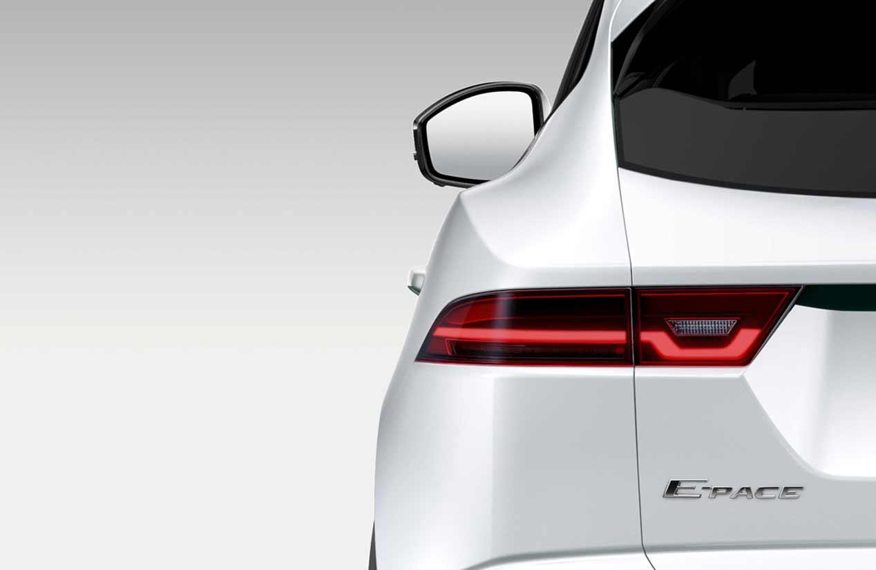 El SUV Jaguar E-Pace, probado en las condiciones más duras
