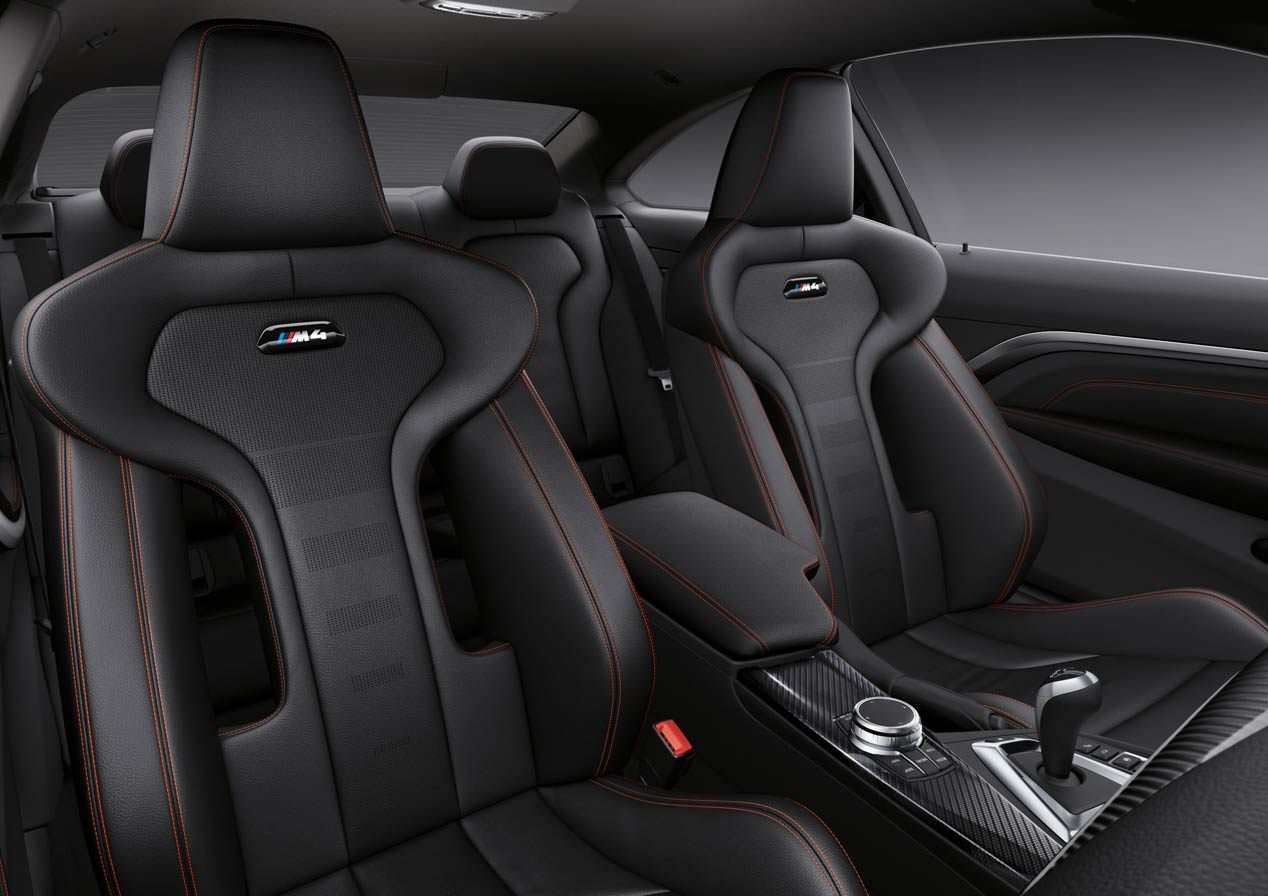 BMW M3 y M4, aún más deportivos