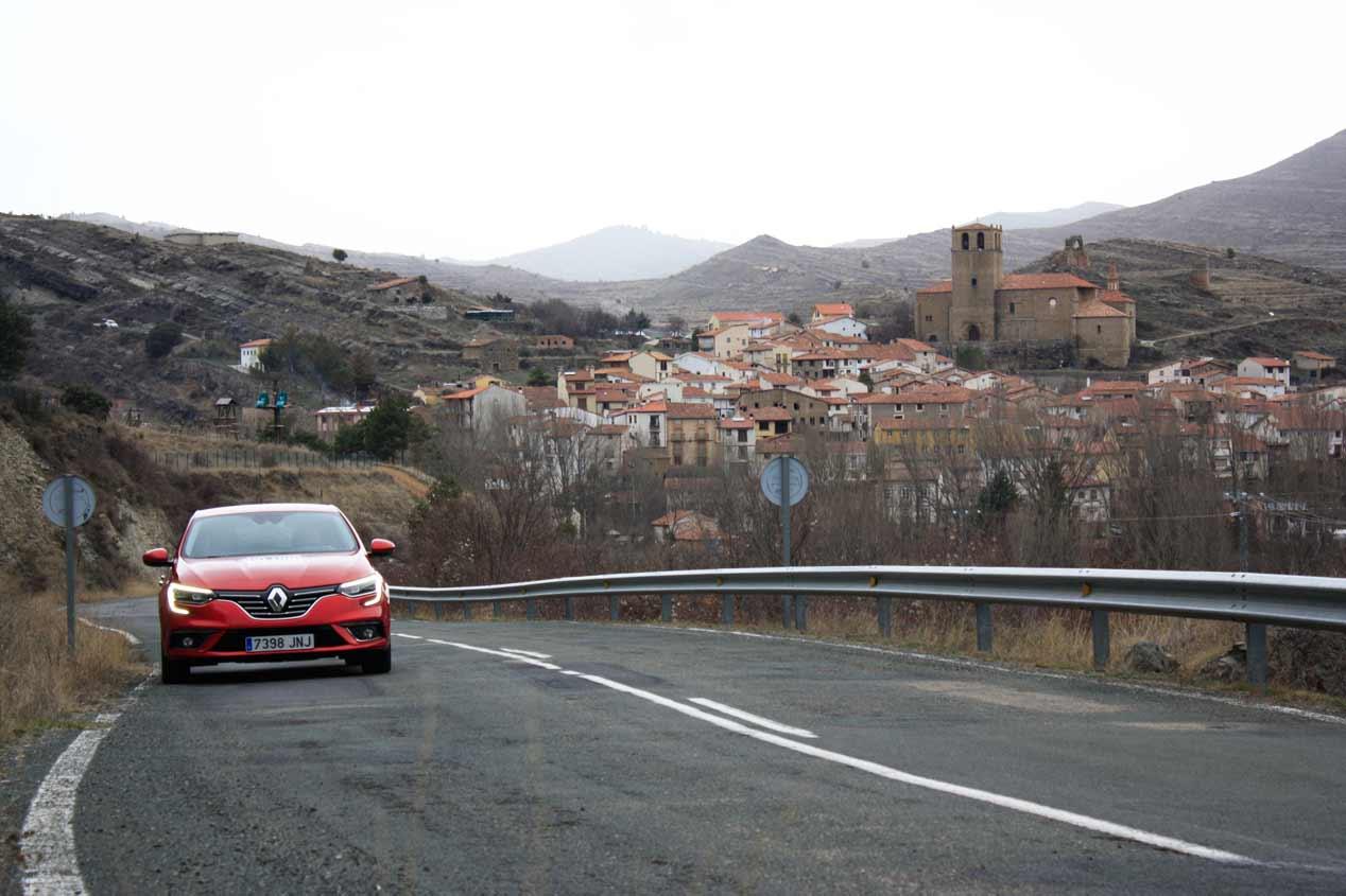 Renault Mégane dCi 130 CV: las mejores fotos de nuestra prueba de 100.000 km