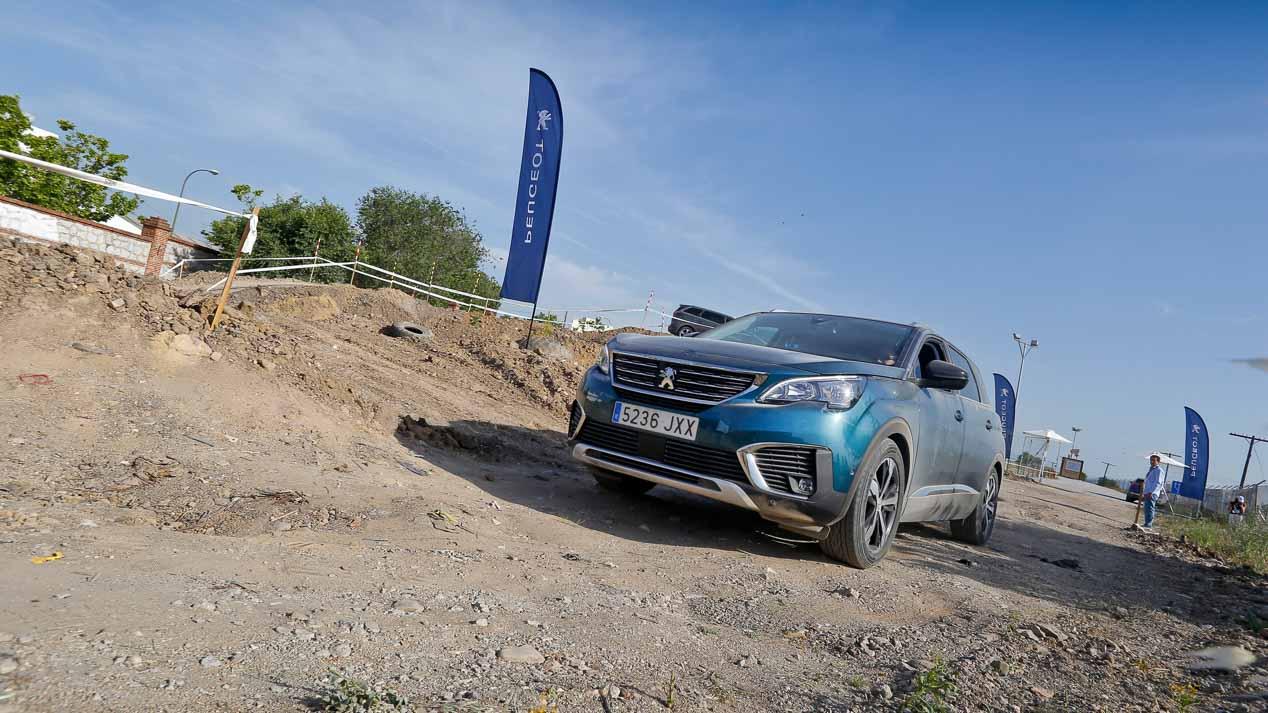 Peugeot 5008 1.6 BlueHDi/120: primeras impresiones