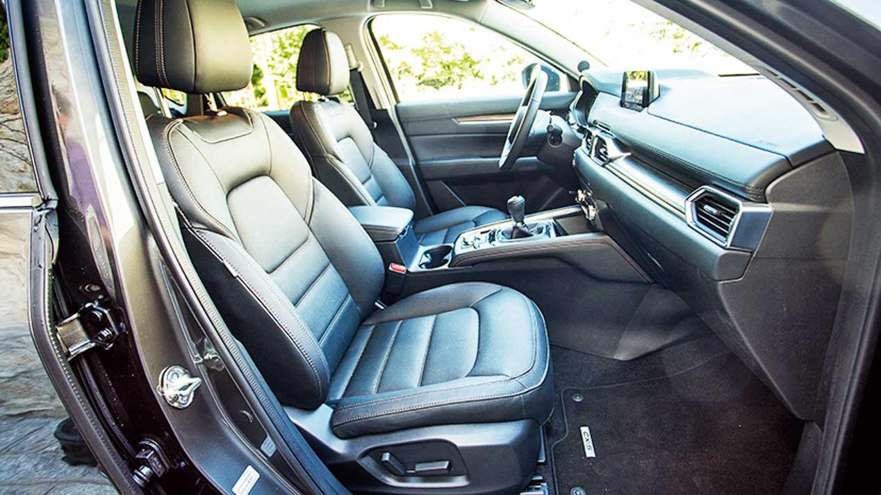 Probamos el SUV Mazda CX-5 2.2 Skyactiv-D 175 AWD