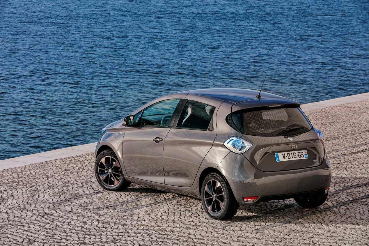 Los coches eléctricos e híbridos que más se venden