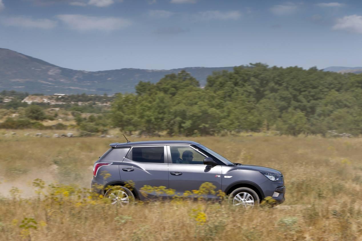 Comparativa SUV: Peugeot 2008 vs Skoda Yeti vs SsangYong Tivoli