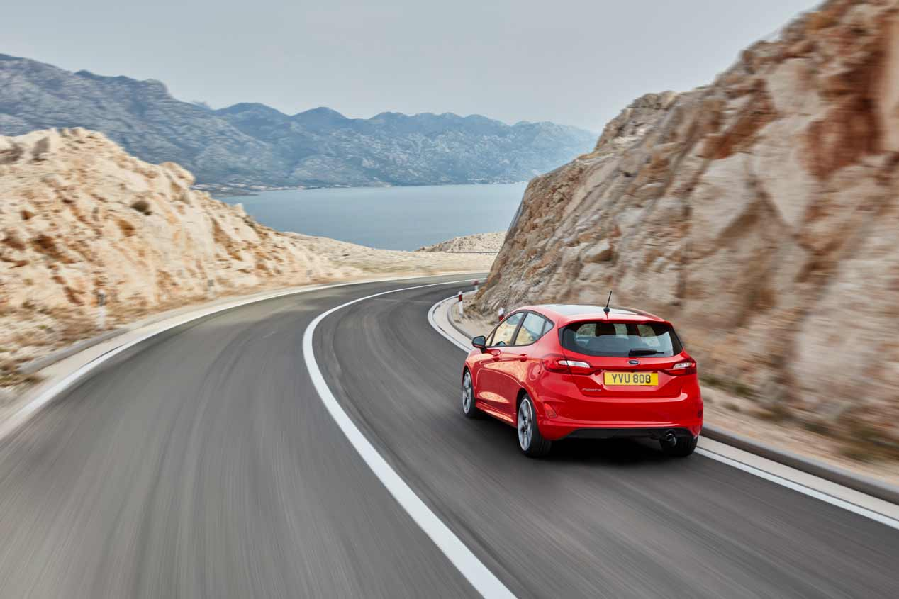 Probamos el Ford Fiesta 2017, sus mejores fotos