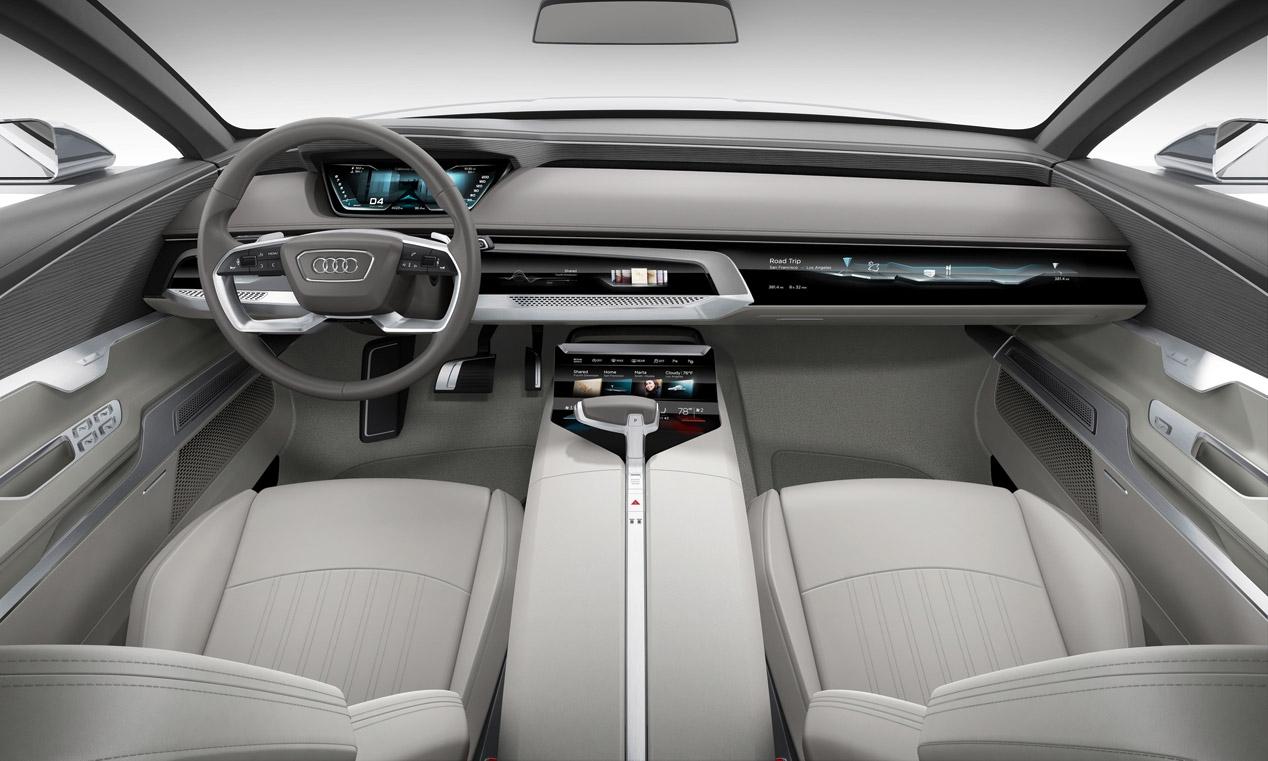 Así será la base del futuro Audi A8