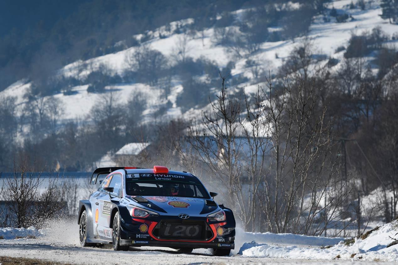 Entrevistamos a Michel Nandan, Team Principal de Hyundai en el WRC