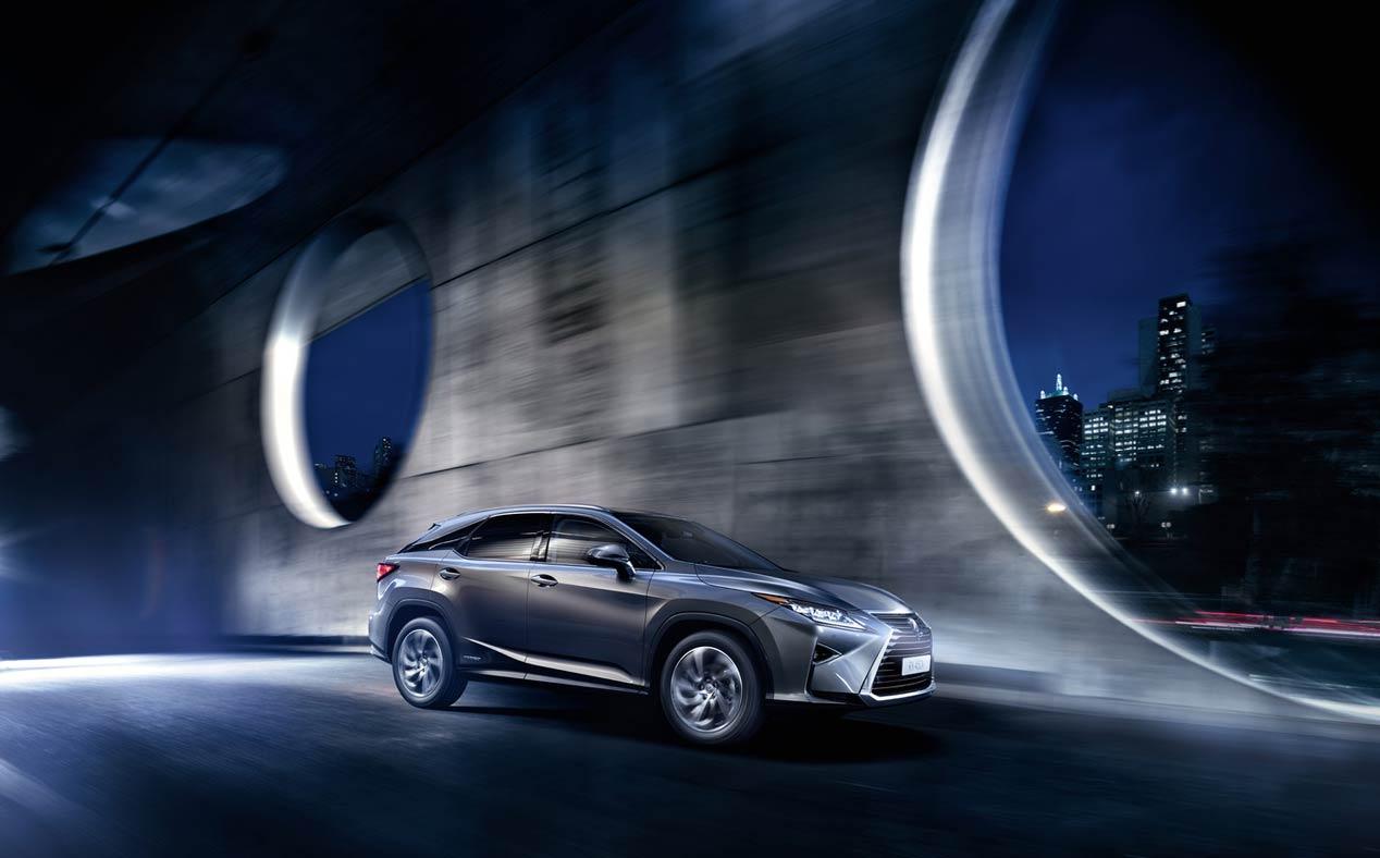 Lexus y su gama de coches: cien por cien híbridos