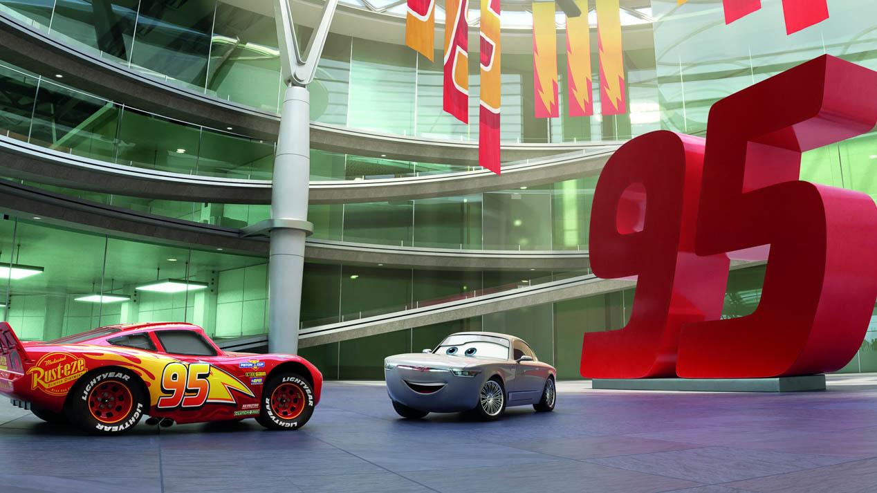 Rayo McQueen de nuevo en los cines con Cars 3