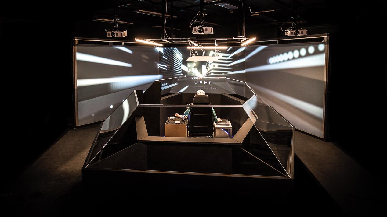 Audi investiga cómo optimizar el interior del coche autónomo