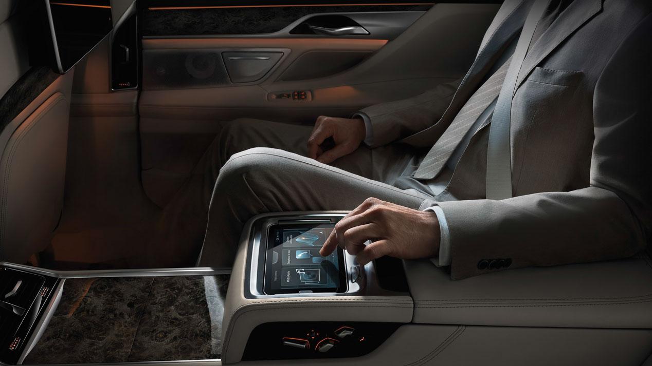 BMW 740e iPerformance, el lujo híbrido