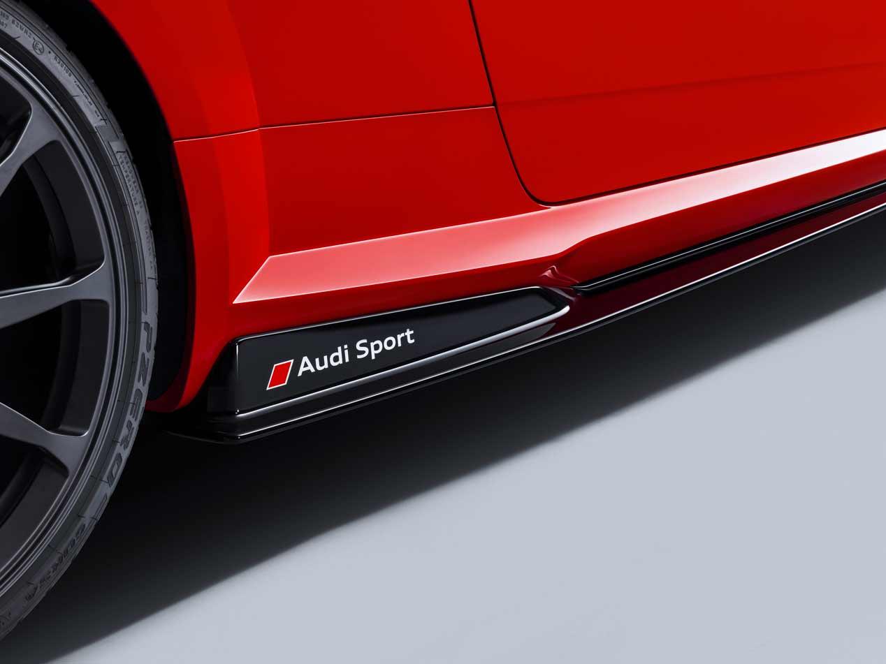 Audi Sport Performance Parts, mejoras para los Audi R8 y Audi TT