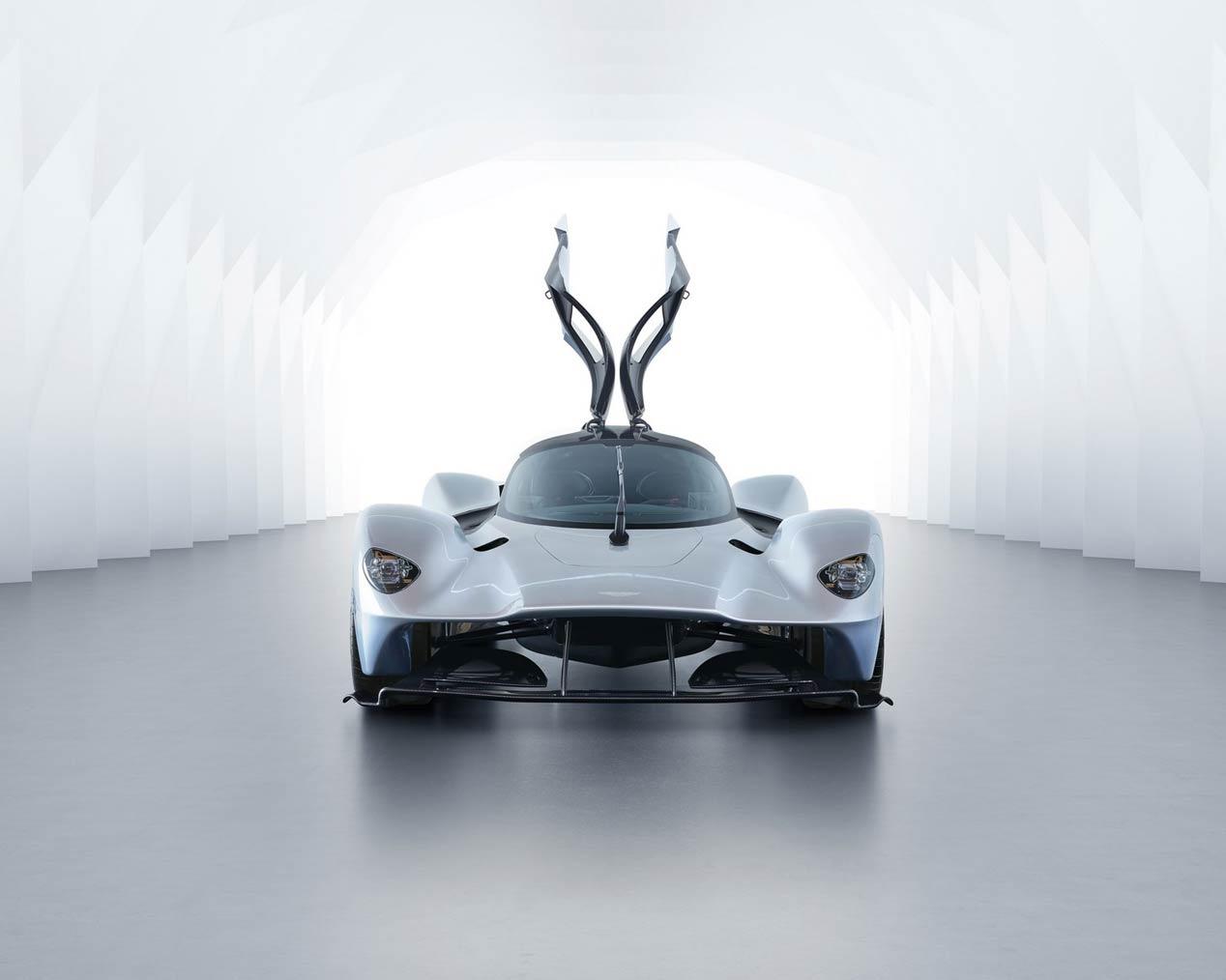 Aston Martin Valkyrie, un hiperdeportivo brutal