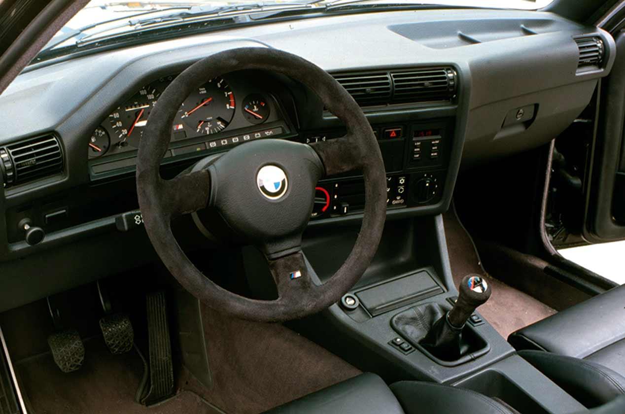 Prueba clásica: BMW M3 Sport Evolution de 1990