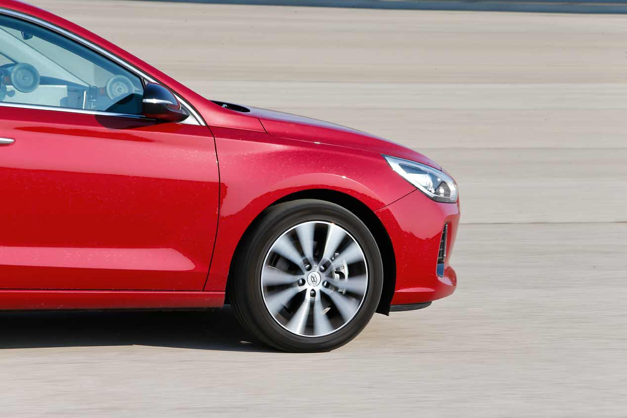 Hyundai i30 1.6 CRDi 136 CV, a prueba