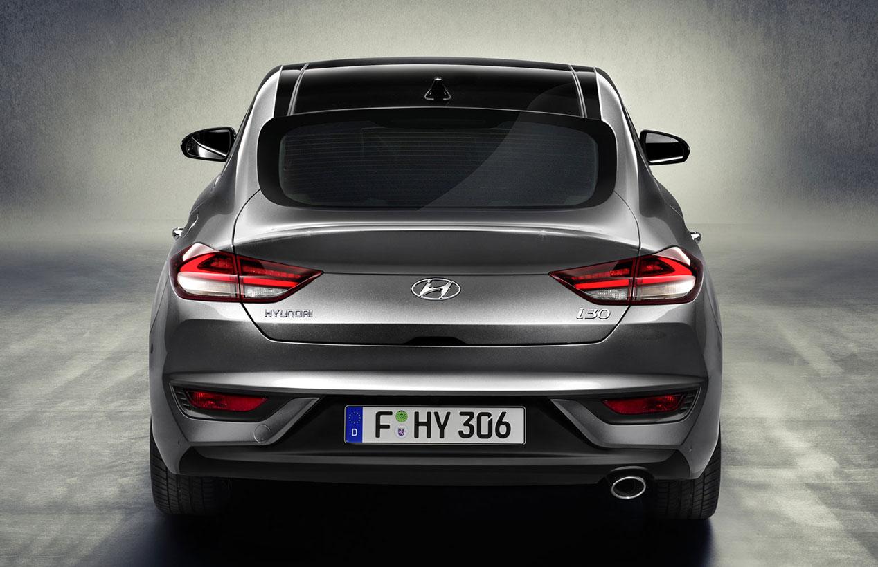 Hyundai i30 Fastback, la tercera carrocería de la familia