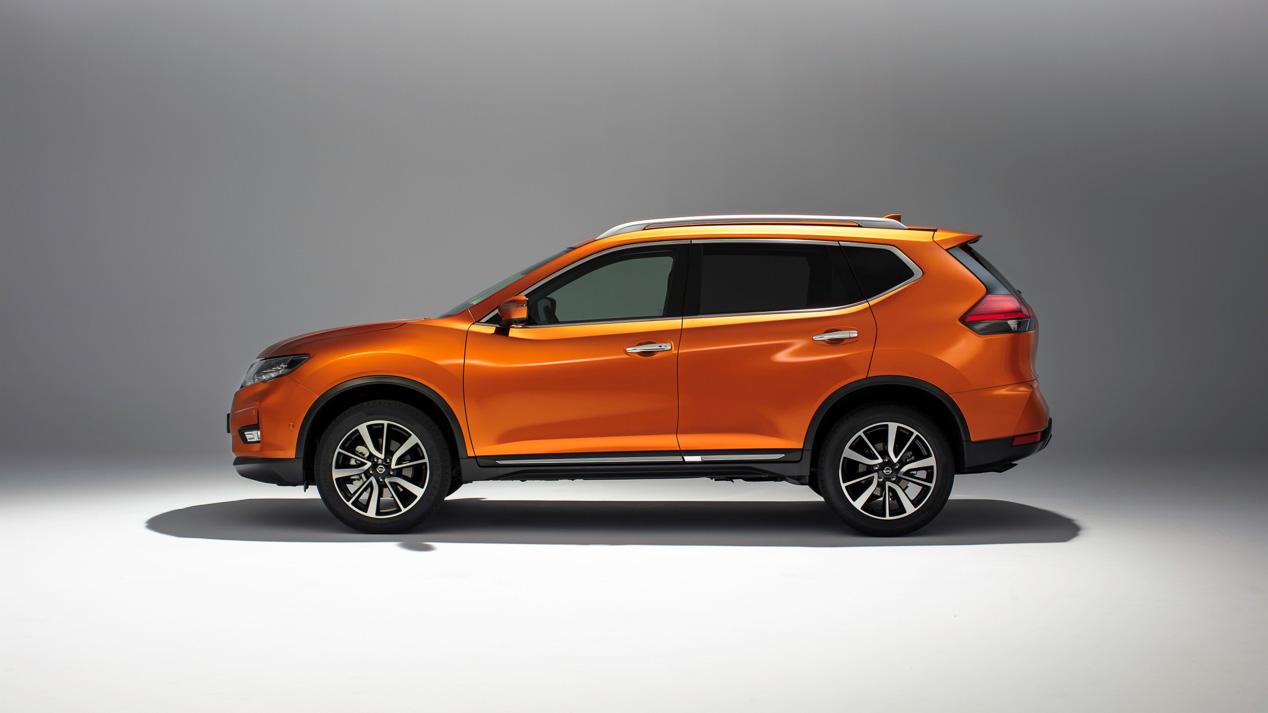 Nissan Juke, Qashqai y X-Trail; el éxito de Nissan