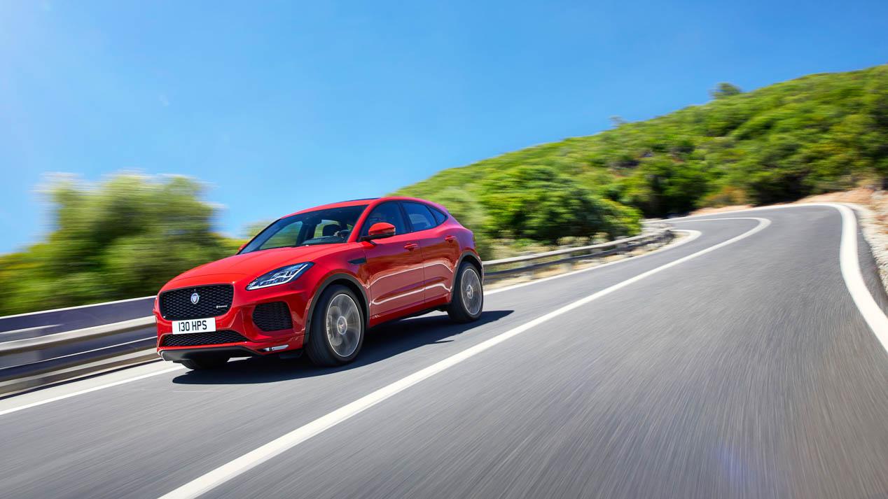 Jaguar E-Pace: precios en España desde 37.450 euros