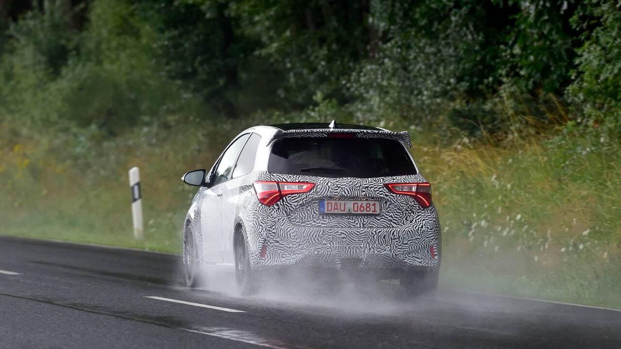 Toyota Yaris GRMN: nos subimos al nuevo deportivo japonés
