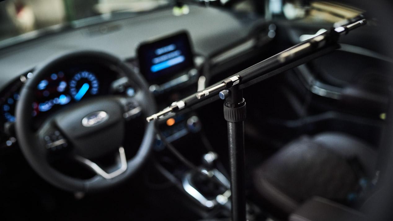 Ford Focus 2018: primera foto de su nueva generación
