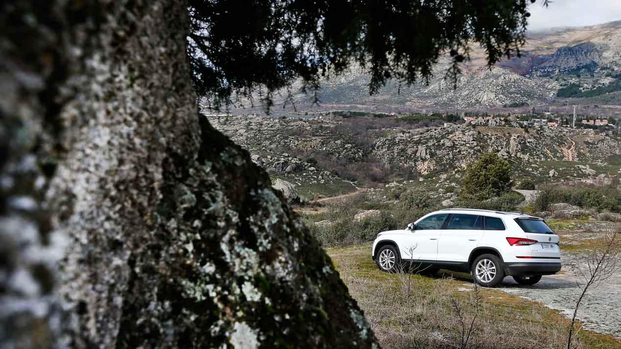 Skoda Kodiaq: ¿un SUV o la diligencia del Siglo XXI?