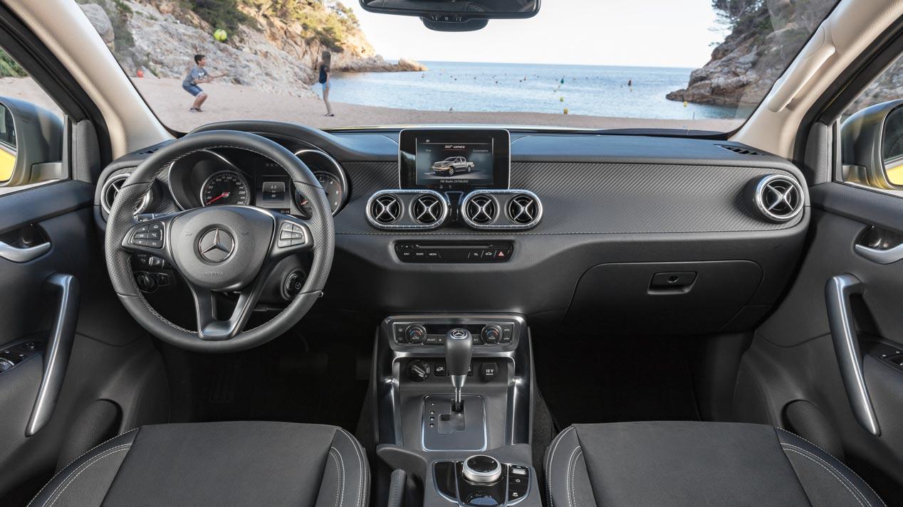 Llega el Mercedes Clase X