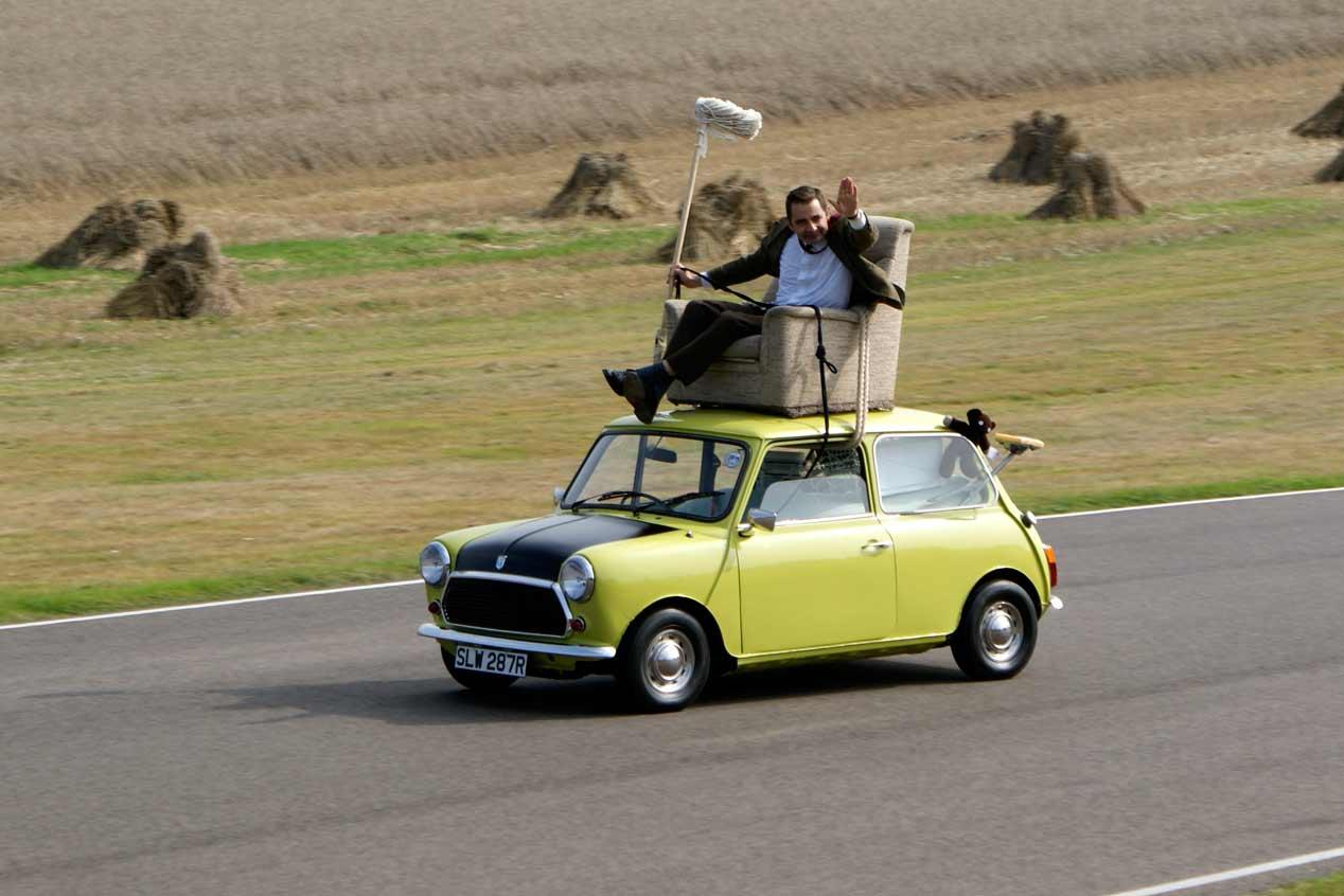 Los coches de televisión de la EGB