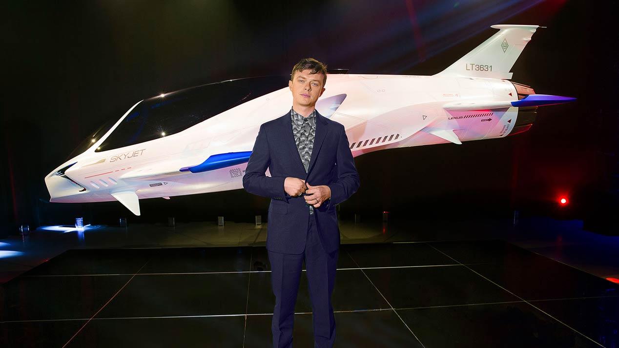 Lexus Skyjet, una nave para mil planetas