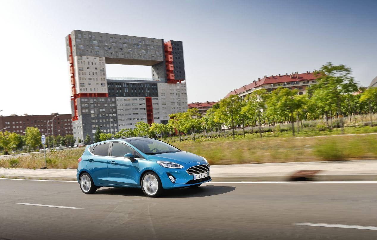 Ford Fiesta 1.0 Ecoboost 125: primeras impresiones