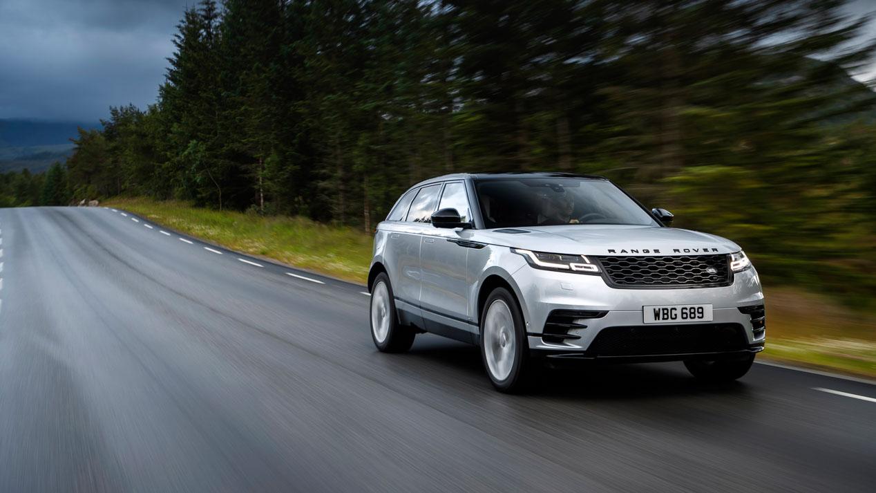 Range Rover Velar: el nuevo espectacular SUV, a prueba