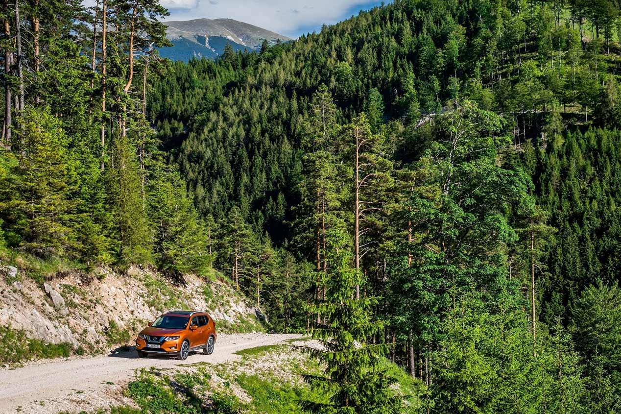 Nissan X-Trail 2017: ya disponible el nuevo SUV de 7 plazas