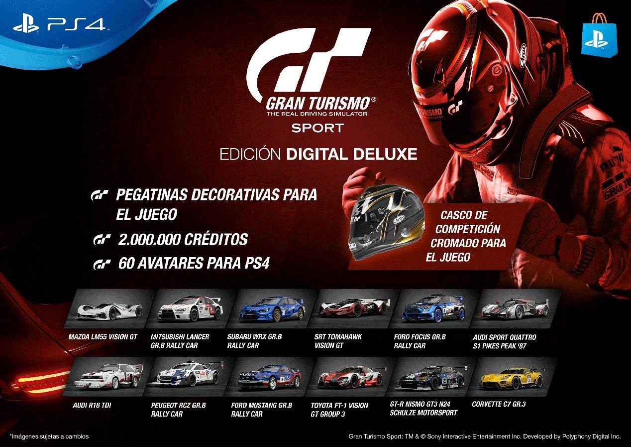 Gran Turismo Sport y WRC 7, a punto de llegar