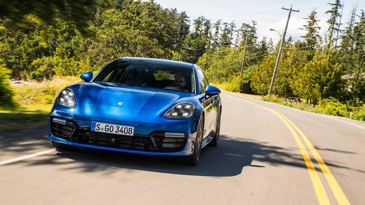 Porsche Panamera Sport Turismo, el familiar