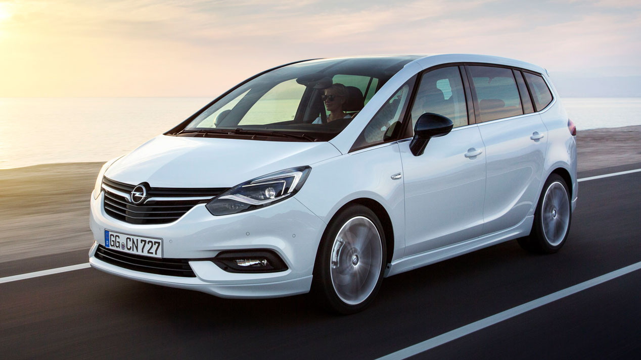 Los 10 coches de 7 plazas más baratos del mercado