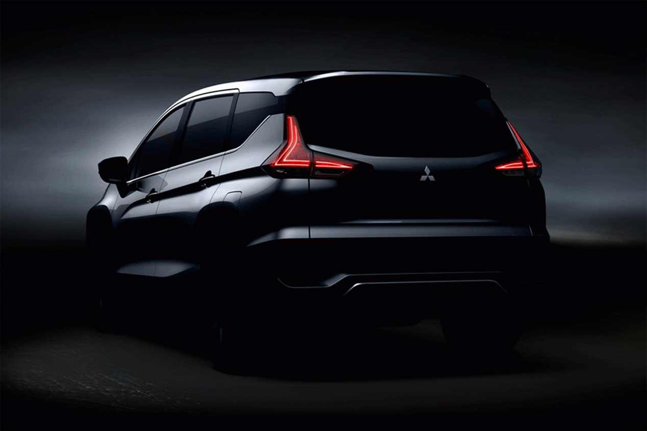Mitsubishi MPV, monovolumen de estética SUV