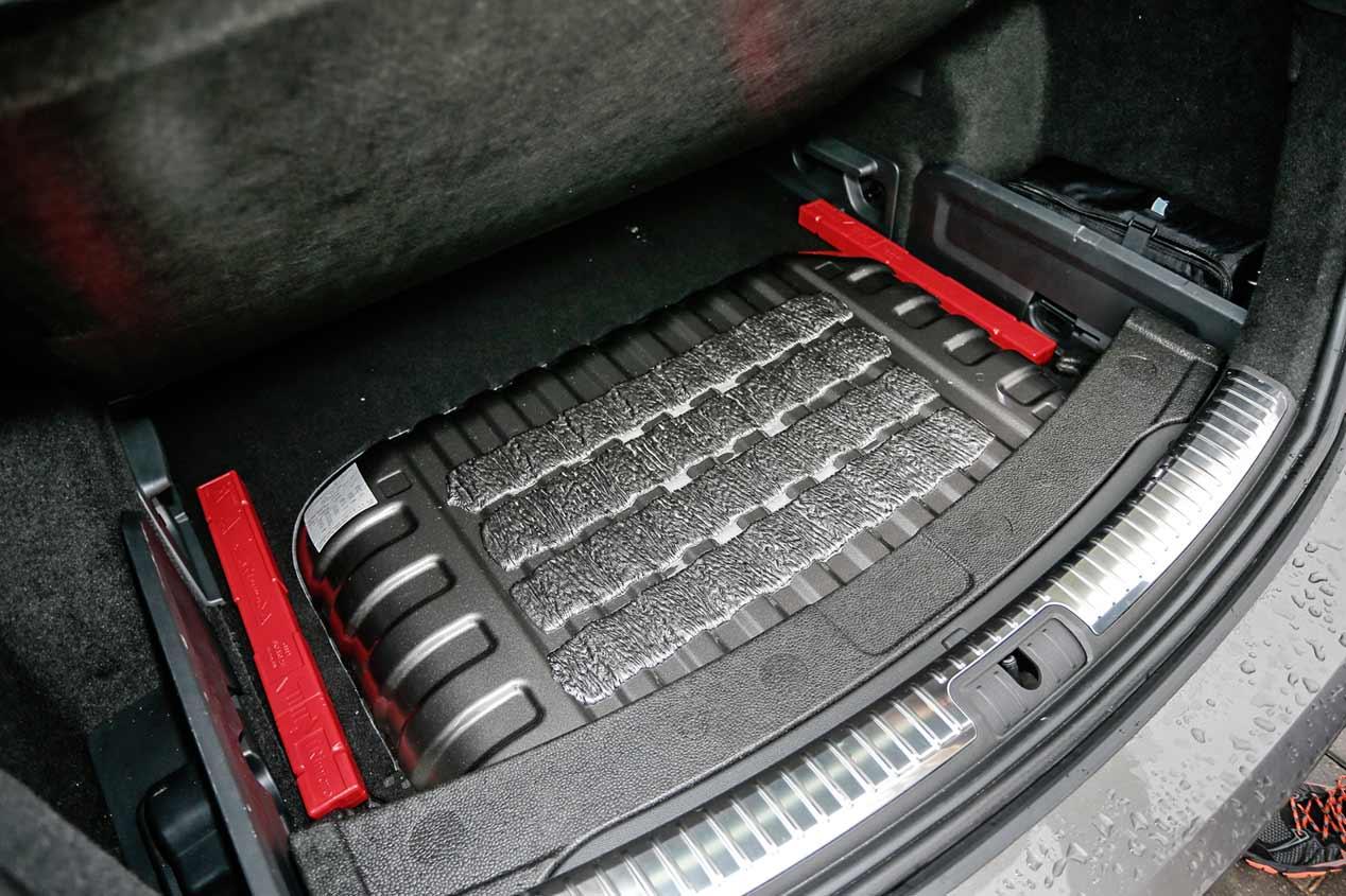 Seat León ST 1.4 TGI de gas natural, a prueba