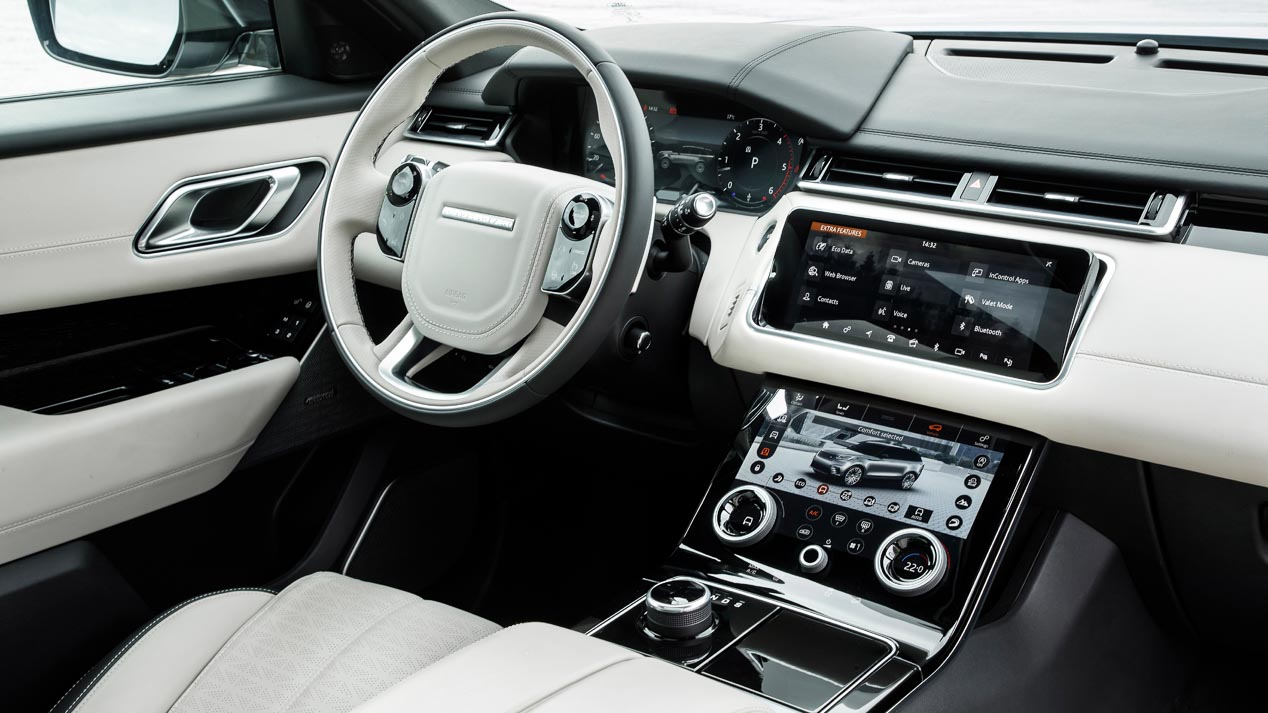 Los SUV más sorprendentes del año: Velar, XC60, Stelvio, 3008, Kona...