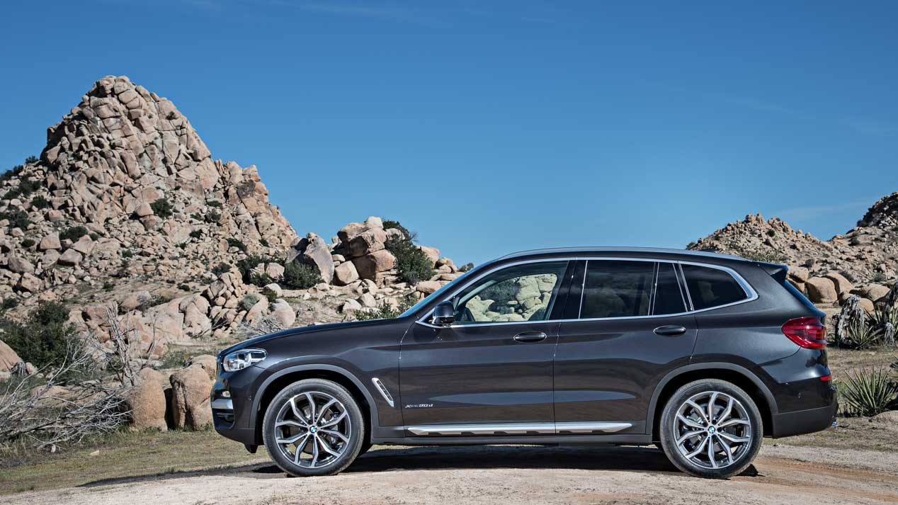 El BMW X3 2017, ya a la venta en España