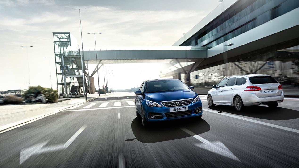 Nuevo Peugeot 308 3017, ya a la venta