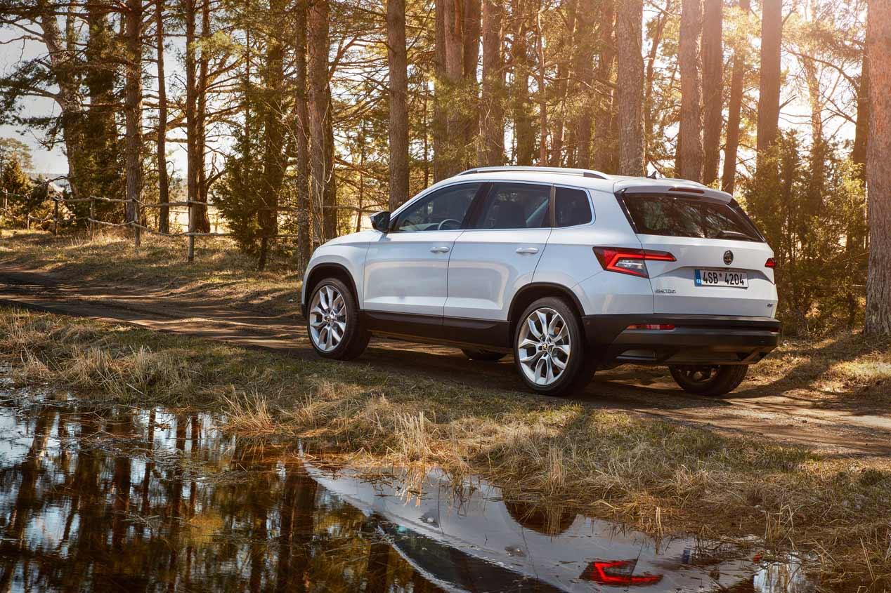 Skoda Karoq: así es el nuevo SUV que entra a producción