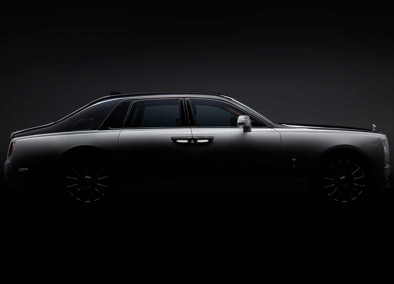 Rolls-Royce Phantom VIII, completamente nuevo