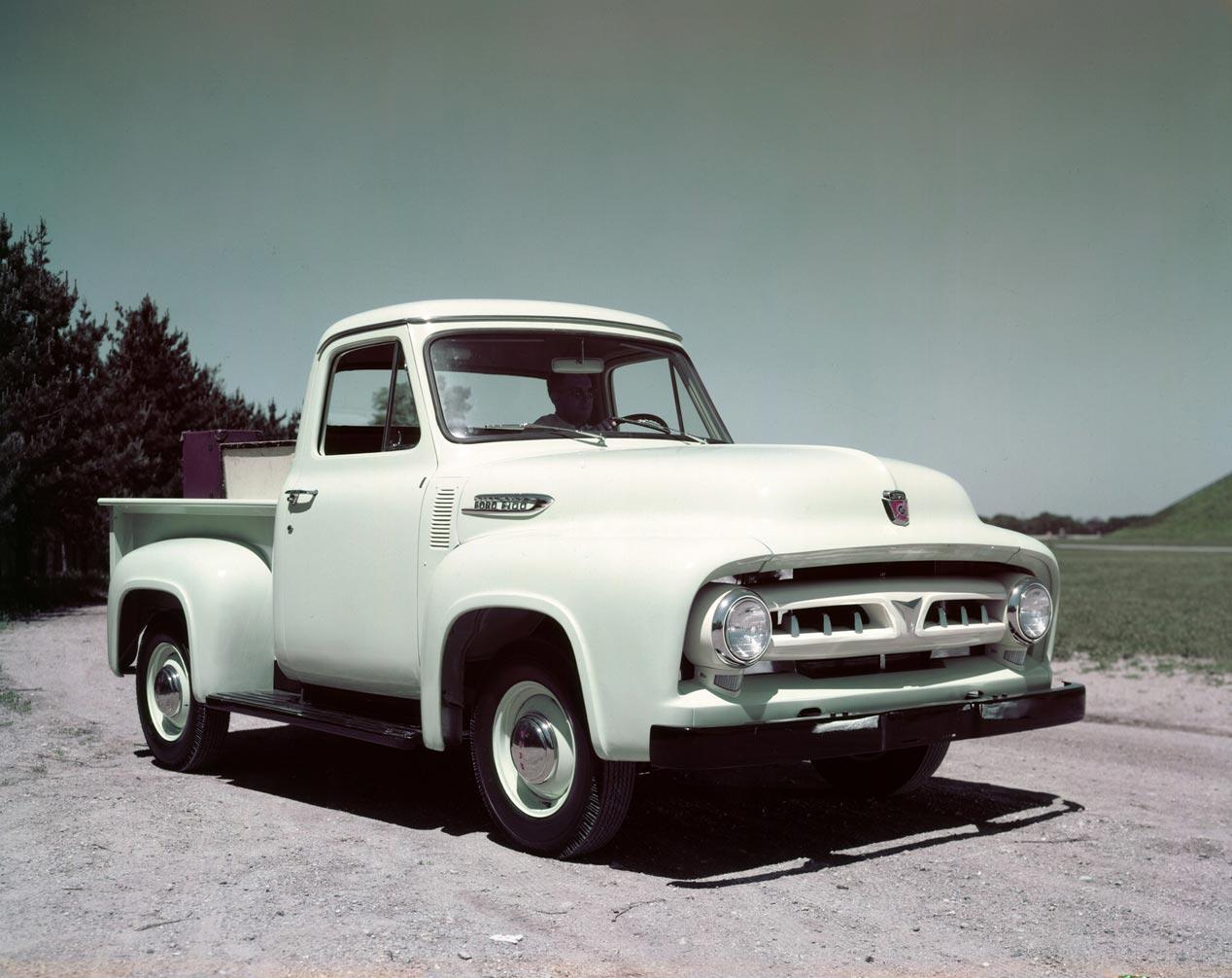 100 años de historia: los pick-up de Ford