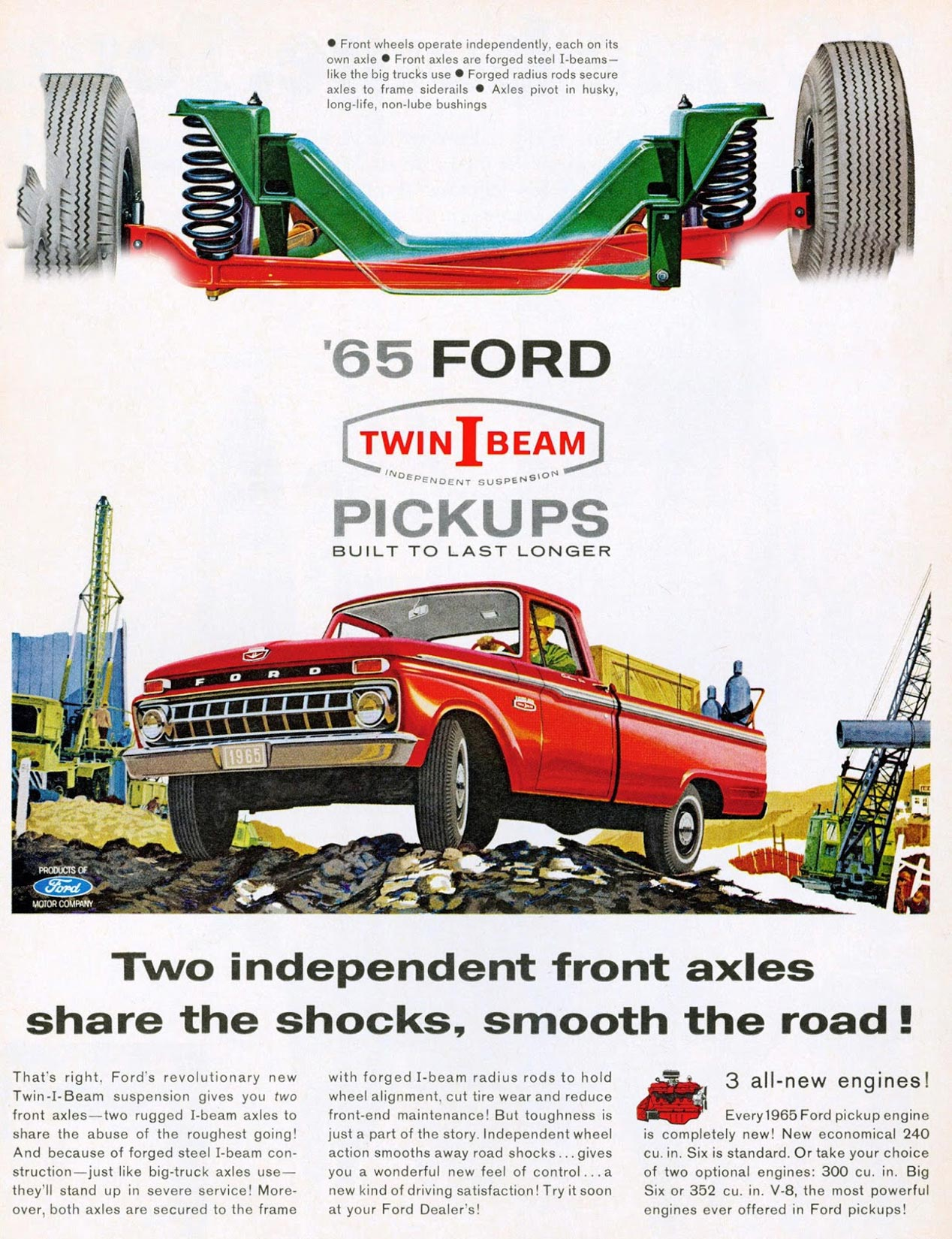 100 años de historia: los pick-up de Ford
