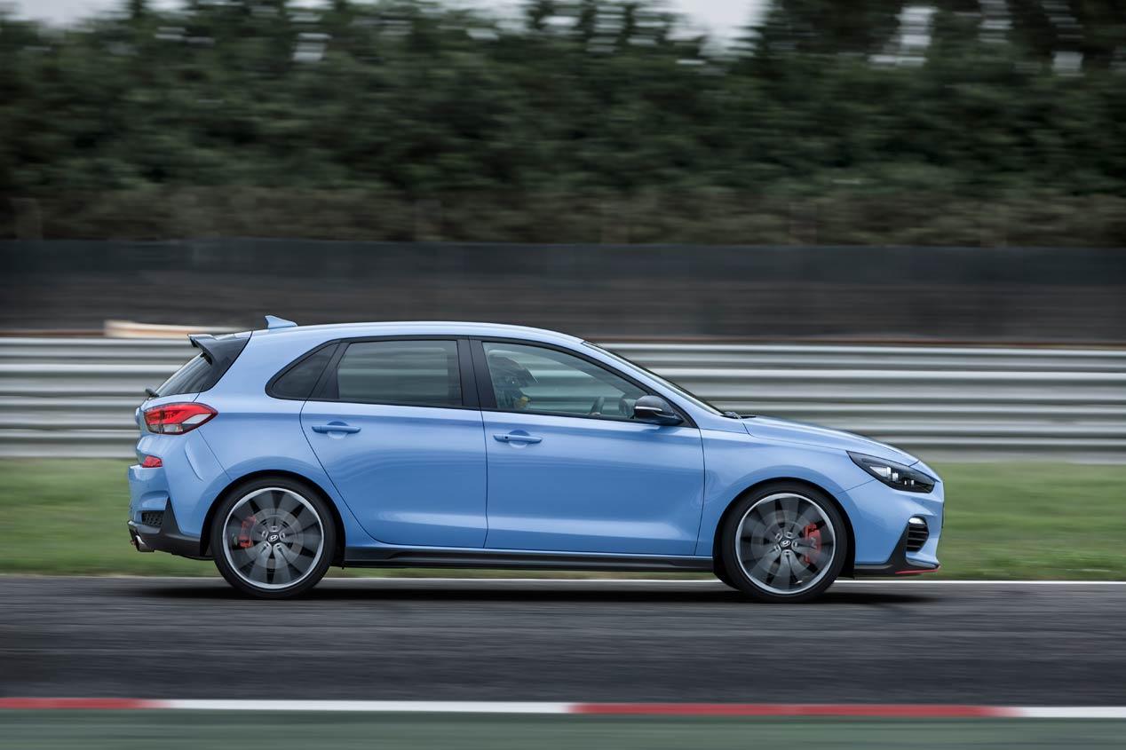 Hyundai i30 N First Edition, 100 unidades vendidas en dos días