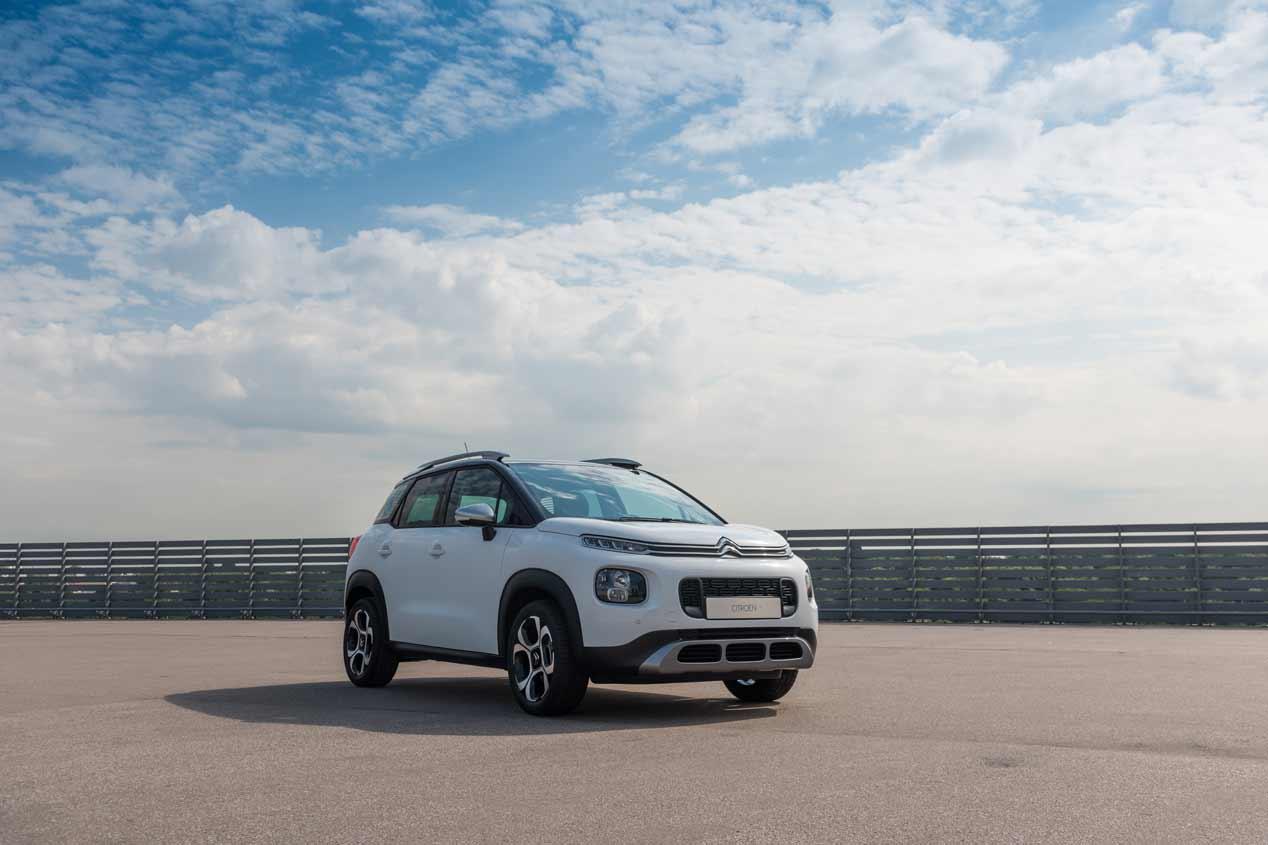 El Citroën C3 Aircross, ya a la venta