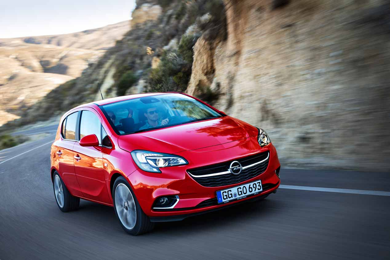 Los automóviles más vendido en España (julio de 2017)