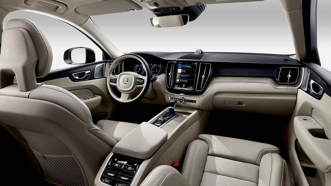 A prueba el Volvo XC60 D4 AWD