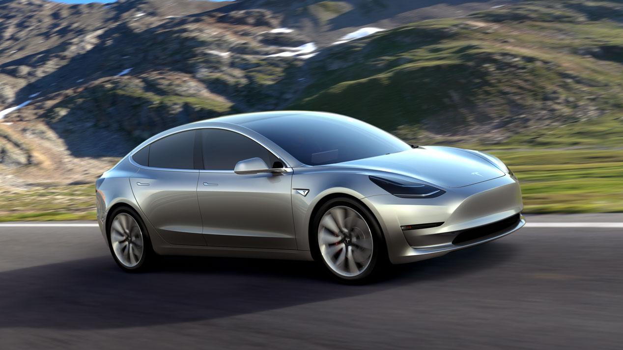 Tesla Model Y, cuenta atrás para el SUV mediano eléctrico de Tesla